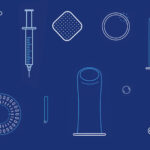 Illustrations of various forms of contraception from Planned Parenthood